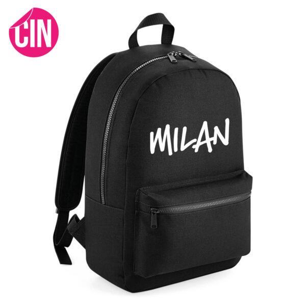 Ruig essential backpack rugzak met naam cindysigns
