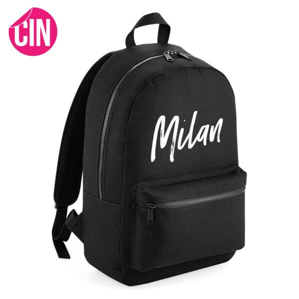 Ruw essential backpack rugzak met naam cindysigns