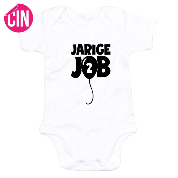 jarige job romper cindysigns
