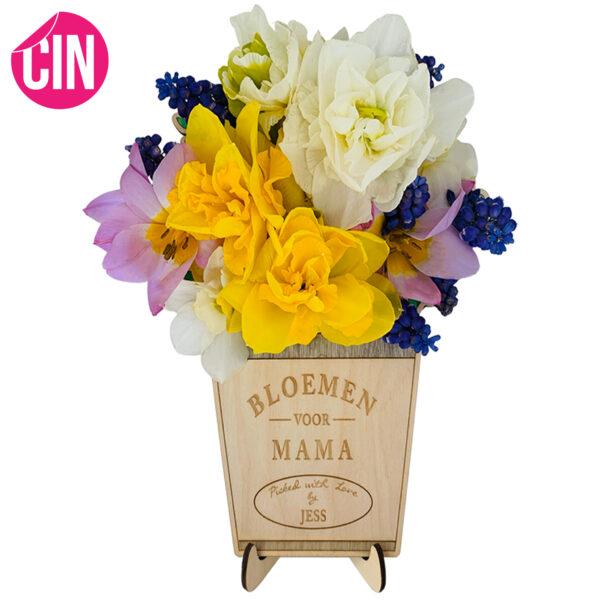 Moederdag bloemen cindysigns