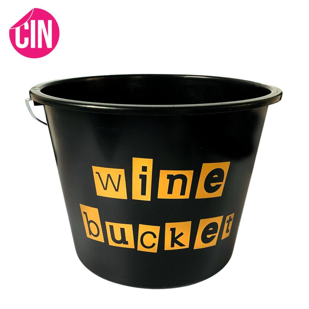 Emmer Wine Bucket Cindysigns