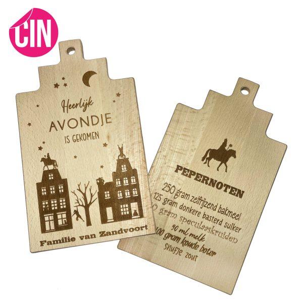 Sinterklaas plankje Cindysigns